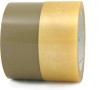 Colored UPVC Carton Sealing Tape -- CARTUPVC 3401 -Image