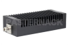 High Power 200 Watt RF Load Up to 3 GHz With N Female Input High Power Black Anodized Aluminum Heatsink -- PE6231 -- View Larger Image