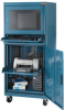 RELIUS SOLUTIONS Mobile Computer Cabinet for Extreme Environments -- 5795128