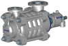 Medium Pressure Stage Casing Pumps -- MBN