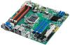 LGA 1150 Intel® Xeon® E3 V3 Micro ATX Server Board -- ASMB-584 -Image