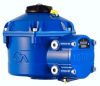Quarter Turn Electric Process Control Actuator -- CVQ