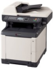 Color Multifunctional Printer - Standard Color Copy, Print, Scan, and Black & White Fax -- ECOSYS FS-C2126MFP+ - Image