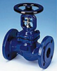 ANSI Plus Stop Valves, Class 300 with Flanges -- 35.041 (DN 40) 1 1/2
