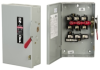 Single Throw Safety/Disconnect Switch -- TG3221 - Image
