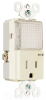 Combination Switch/Receptacle -- TM8-HWLTRLACC6 -- View Larger Image