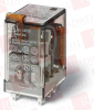 IND. PLUG-IN RELAY DPDT 10A 24V AC COIL AGNI CONTACT LOCKABLE TEST BUTTON & MECH. INDICATOR -- 553280240040