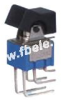 Miniature Rocker and Lever Handle Switch -- RLS-202-A4 - Image