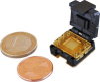Test & Burn-In Socket, GU20S Frame Series, Size 20x20mm / 0.79