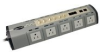CyberPower 1010HT Home Theater Surge Suppressor 10-Outlet 4200 Joules RJ11/Coax(3)/RJ45 EMI/RFI -- 1010HT