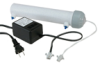 Plastic UV System with Replaceable Lamps -- PUV-6W-110
