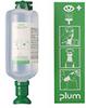 Scienceware Plum Sterile Saline Eyewash Station, 1000 mL -- GO-06796-40