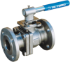 Fire Safe Flanged Valve -- ED50 Series - Image