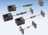 Complete Ball Screw Actuator With End Supports -- RS062100
