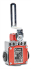 Lever Hinge Interlock Safety Switch: aluminum body and plastic head -- SDM2K61W02