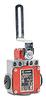 Lever Hinge Interlock Safety Switch: aluminum body and plastic head -- SDM2K61W02