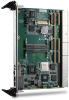 6U CompactPCI® Intel® Core™2 Duo Universal Blade with two PMC/XMC sites -- cPCI-6870