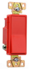 Decorator AC Switch -- 2621-RED -- View Larger Image