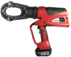 BATTERY OPERATED HYDRAULIC CRIMPING TOOL -- PAT46LW18V -- View Larger Image