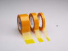 Yellow Polyester Tapes -- PC30-25MM -Image