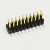 Board and Wire Connectors, 1.27 mm (0.050 in.), Minitek127®, Minitek127® Board to Board, Gender=male -- 20021121-00004T1LF - Image
