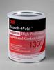 3M Neoprene High Performance 1300 Rubber/Gasket Adhesive - Yellow Liquid 1 gal Can - 19873 - -- 021200-19873