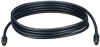 25FT Male/Male S-Video Cable -- EHN058-0025 -- View Larger Image