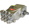 Triplex Plunger Pump, Solid Shaft -- PEHT2010S - Image