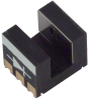 Optical Sensors - Photointerrupters - Slot Type - Transistor Output -- OR628DKR-ND -Image