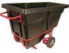 RUBBERMAID Tilt Trucks with Fork Pockets -- 4575900