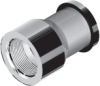 Adaptors & Fittings - Flanged Heads - SAE ORB -- 62 Series