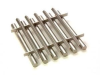 Grate Magnet -- Ceramic Model P