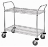Wire Shelving - Carts - Utility - WRC-1836-2 - Image