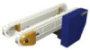 Plastic Chain Conveyors Dual Track, End Drive, 3-Groove Frame -- CVSPA Series