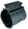 Hi-Cap® Slotted Drainage System Cleanout Port -- Z889-36 -Image