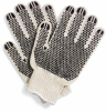 PIP PVC Dotted String Knit Gloves -- GLV310
