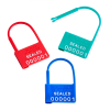 Light Duty Plastic Padlock -- 1001