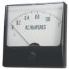 Analog Panel Meter,AC Current,0-1 AC A -- 12G368 - Image