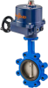 Electric Actuated Butterfly Valve -- DynaFly Series - 700/722 Series