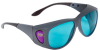 Large Over the Rx IPL Eye Protection Blue -- KXL-IPLU
