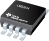 LM22674 500 mA SIMPLE SWITCHER?, Step-Down Voltage Regulator with Precision Enable -- LM22674MRE-ADJ/NOPB
