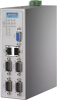 TI Cortex AM3505 DIN-Rail PC with 2 x LAN, 5 x COM, 4 x USB -- UNO-1110 -Image