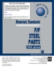 MPIF STANDARD 35 Materials Standards for P/F Steel Parts 2000 Edition -- 1878954733