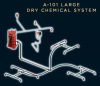Dry Chemical System -- A-101 Large