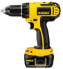 Cordless Compact Drill/Driver Kit,2 Sp -- 4HVH3