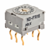 DIP Switches -- NDFR16P-ND -Image