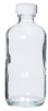 APC1950 - Environmental Express Glass Bottles, Level 1, Boston Round, Clear, 250 mL; 12/Cs -- GO-35204-26