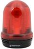 BEACON RED LED 24VDC ROTATING 98mm BASE MOUNT -- 82911055