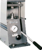 Manual Bench Top Pellet Presses for Sample Preparation