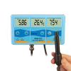 6-in-1 Multi-Function Water Analysis Meter -- PHH-127